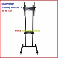 (Limited) Diamond Standing Bracket TV LED 26-43 Inch