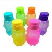 [1+1+1]Botol Minum Anak – Ready 4 option 6 warna random - Gift Party Idea
