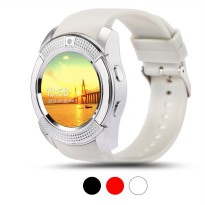 Smartwatch V8 / Smart Watch V8 Bluetooth Sim Card Memory