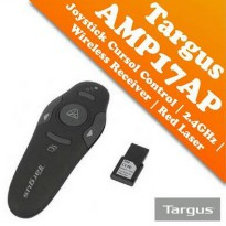 [Diskon] Targus AMP17AP Wireless Red Laser Pointer Presenter Presentasi Remote