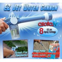 Ez Jet Water Cannon Multi Function Spray Gun with Built in Soap Dispenser Alat Semprot Semprotan Air As Seen On TV Garden Washer