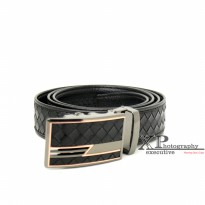 Promo! Fashion Belt Rel 248 - Hitam | Ikat Pinggang Fashion Branded Import