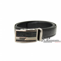 Promo! Fashion Belt Rel 246 - Hitam | Ikat Pinggang Fashion Branded Import