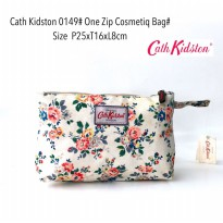 Tas Kosmetik Fashion One Zip Cosmetiq Bag 0149 - 5