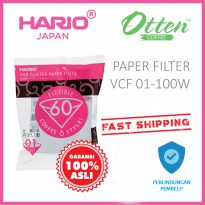 Hario Paper Filter VCF-01-100W OK