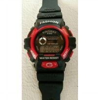 Jam Tangan Digital Water Resist-Tahan Air Kingway