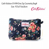 Tas Kosmetik Fashion One Zip Cosmetiq Bag 0149 - 7