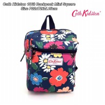 Tas Ransel Fashion CK Backpack Mini Square 186 - 12