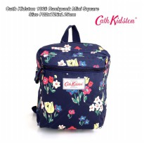 Tas Ransel Fashion CK Backpack Mini Square 186 - 15