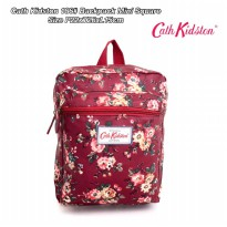 Tas Ransel Fashion CK Backpack Mini Square 186 - 16