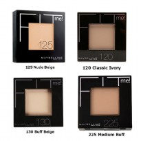 MAYBELLINE FIT ME SET+SMOOTH POWDER