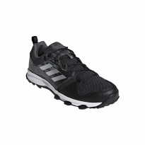 Sepatu Olahraga Lari Trailrun Fitness Gym Adidas Galaxy Trail Outdoor Mens Shoes - Black CG3979