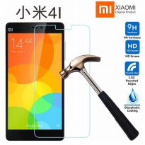 Tempered Glass Bening Xiaomi Mi4i / Mi4c Screen Guard Protection Glass