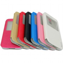 Mercury Goospery Samsung S5 Mini Sarung case / Leather Case /Flipshell / Flip Cover View - Colour