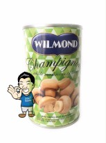 Wilmond Champignons Whole Mushroom In Brine Canned- Jamur kaleng 425g