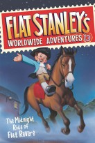 [SCOOP Digital] Flat Stanley's Worldwide Adventures #13: The Midnight Ride of Flat Revere by Jeff Brown