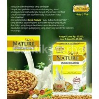 Susu Kedelai Plus Bee Pollen Soya Nature An Nasai