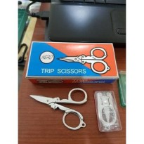 Gunting lipat HERO travel scissors MM0013