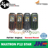 Hp outdoor MAXTRON P12 Star - original - Garansi