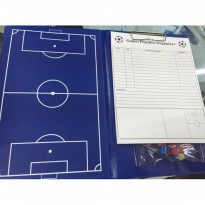 NEW Mitre coaching tactic board papan strategi pelatih sepak bola soccer Murah