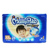 Mamypoko Extra Dry Speed Wave Size XXL-28 Pcs