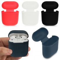 Silicone ShockProof Cover Case For Apple Airpods