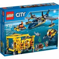 Lego City 60096 Deep Sea Operation Base