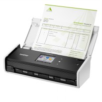 Brother ADS-1600W Portable Document Scanner + Wireless