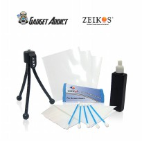 Zeikos Camera Starter Kit 12 In 1