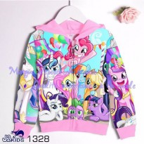 Ken Baby Jaket J2 My Little Pony Pink