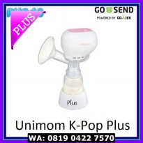 Unimom K-Pop Plus, Rechargeable Portable Electric Breastpump