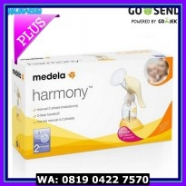 #Breast Pump Medela Harmony Light Breast Pump (Pompa Asi)