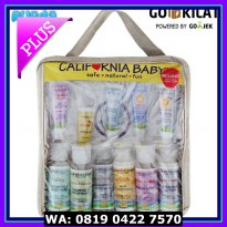 [High Quality] California Baby Eco Traveler Tote