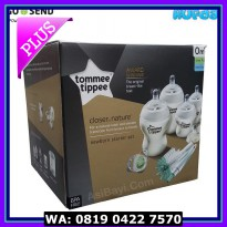 Tommee Tippee Newborn Bottle Starter Set
