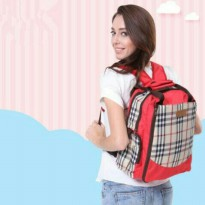 Tas bayi laris multi fungsi diaper bag water proof