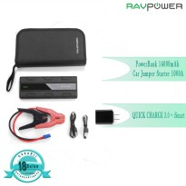 (POP UP) RAVPower 14000mAh Car Jumper Starter 1000A [RP-PB063]