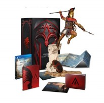 Ps4 Assassin's Creed Odyssey Spartan Edition (R3/English)