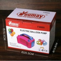 Youmay electrical ballon pump