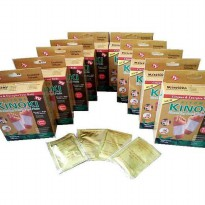Kinoki Gold Detox Foot Patch/ koyo penyerap racun