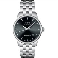 [macyskorea] Mido Baroncelli Stainless Steel Automatic Mens Watch M8600.4.18.1/10963370