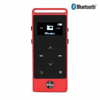 Benjie S5 Bluetooth Portable Hifi Digital Audio Player - Red