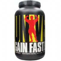Universal Nutrition Gain Fast 2.55Lbs Coklat