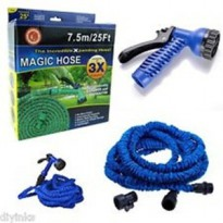 Selang Air Ajaib / Magic Hose 7,5m / 25 ft