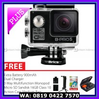 PROMO BRICA B-PRO 5 Alpha Edition 2 (AE2) 4K Combo 3 Way Awesome  - Hitam
