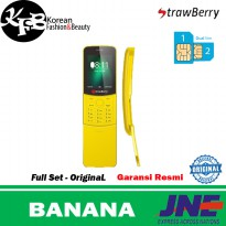 Hp Flip murah Stawberry Banana