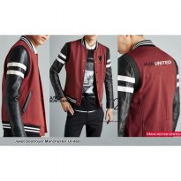 JAKET BOMBER FOOTBALL CLUB KEKINIAN GOOD QUALITY