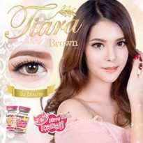 Softlens Kitty Kawaii TIARA Kitty Kawai Tiara SOFT LENS Thailand