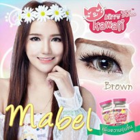 Softlens Kitty Kawaii MABEL Kitty Kawai MABEL SOFT LENS Thailand