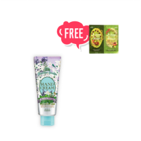 Precious Garden Hand Cream (Relaxing Flower Fragrance) With Je l'aime Trial Set