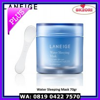 #Masker Wajah Laneige Water Sleeping Mask 70gr